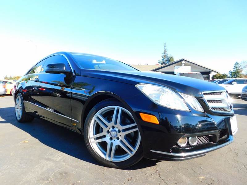 2010 MERCEDES-BENZ E-CLASS E 350 2DR COUPE black 2-stage unlocking doors abs - 4-wheel active h