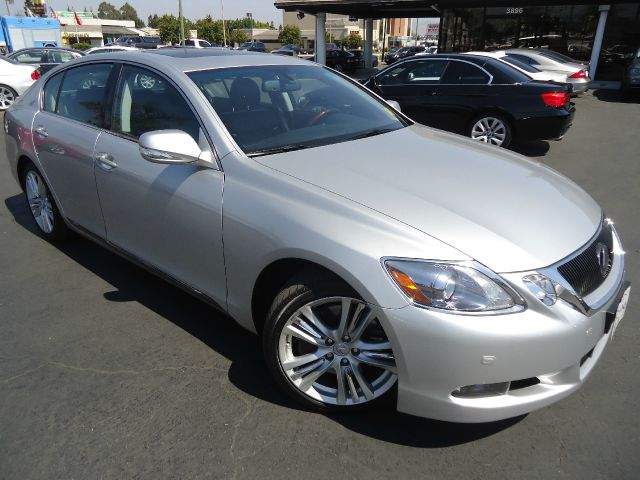 2009 LEXUS GS 450H BASE 4DR SEDAN silver clean california vehicle maintained at the dealership