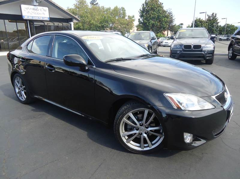 2008 LEXUS IS 250 BASE 4DR SEDAN 6A black this is a gorgeous lexus is250 perfect color combinati