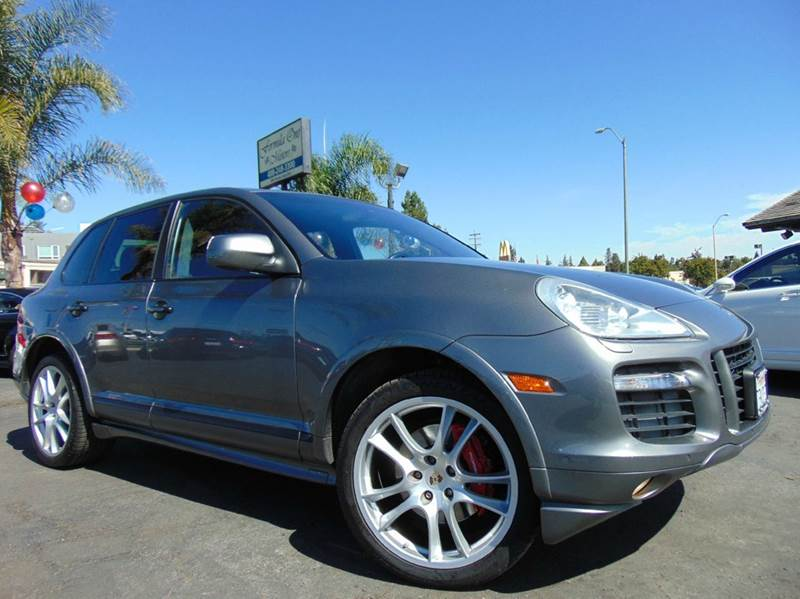 2010 PORSCHE CAYENNE GTS TIPTRONIC AWD 4DR SUV gray 2-stage unlocking doors 4wd type - full time