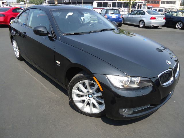 2010 BMW 3 SERIES 335I XDRIVE COUPE black saphire metallic one owner lease return sportpremium p