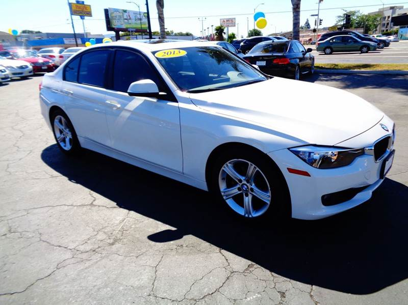 2013 BMW 3 SERIES 328I 4DR SEDAN SULEV white california car 1 owner clean carfax low miles