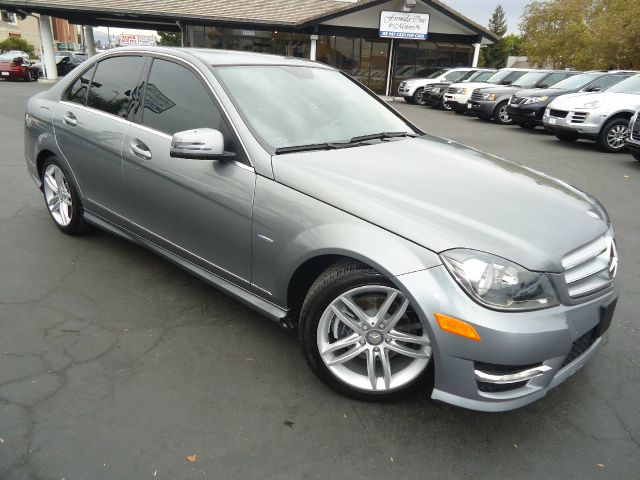 2012 MERCEDES-BENZ C-CLASS C250 SPORT 4DR SEDAN gray one owner vehicle clean california carfax