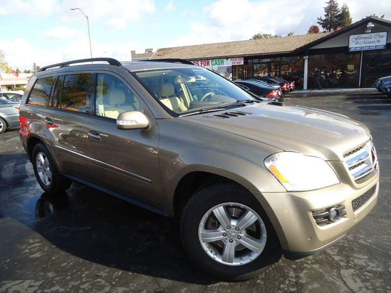 2008 MERCEDES-BENZ GL-CLASS GL320 CDI AWD 4MATIC 4DR SUV pewter rare find clean diesel injecti
