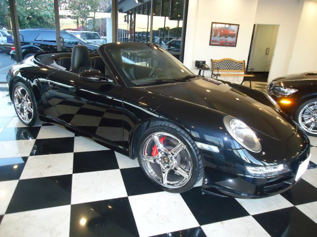 2008 PORSCHE 911 CARRERA S  CONVERTIBLE black check this out clean carfax california vehicle