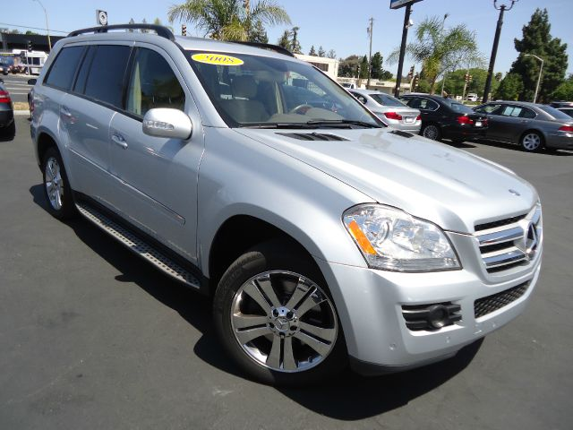 2008 MERCEDES-BENZ GL-CLASS GL450 AWD 4MATIC 4DR SUV unspecified clean carfaxclean title cali