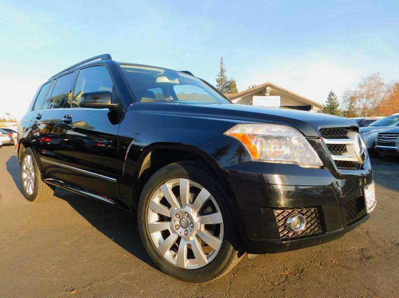 2012 MERCEDES-BENZ GLK GLK 350 4DR SUV black 2-stage unlocking doors abs - 4-wheel active head