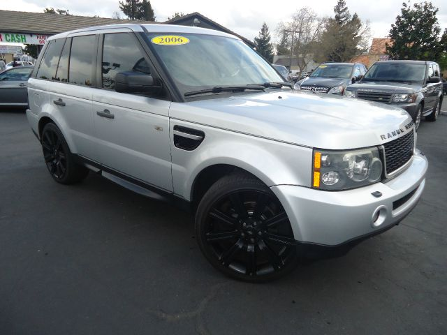 2006 LAND ROVER RANGE ROVER SPORT HSE 4DR SUV 4WD silver do you want to own luxury this range rov