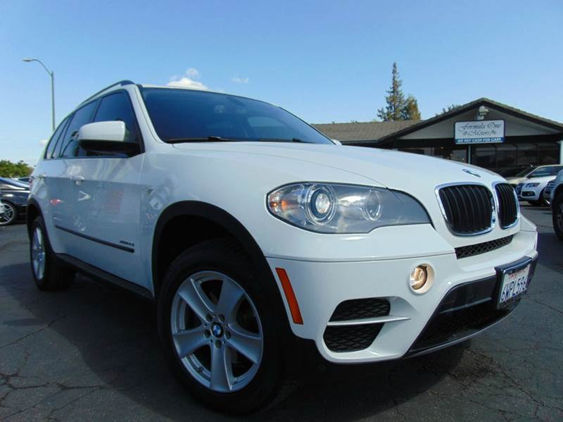 2013 BMW X5 XDRIVE35I SPORT ACTIVITY AWD 4DR white one ownerclean carfaxcalifornia vehicle