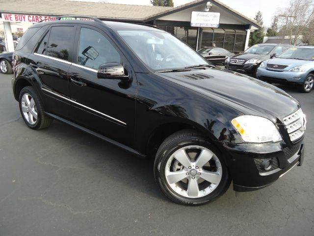 2011 MERCEDES-BENZ M-CLASS ML350 4DR SUV black new arrival1 owner california vehicle 2011 mer