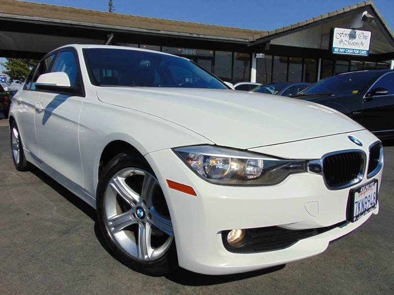 2014 BMW 3 SERIES 328D 4DR SEDAN white clean carfax2nd ownercalifornia vehicleprevious