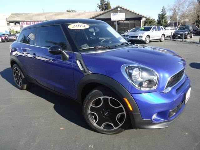 2014 MINI PACEMAN COOPER S 2DR HATCHBACK blue new arrival  comes with  factory warranty