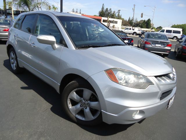 2008 ACURA RDX 5-SPD AT silver are you looking for a reliable family car look no further this 20