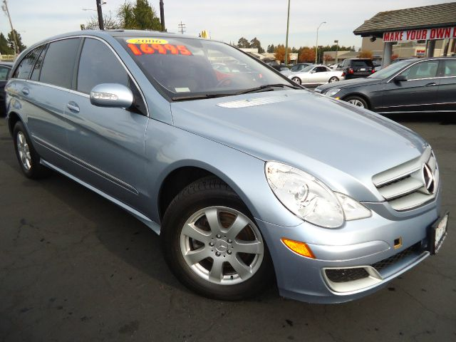 2006 mercedes benz r class r350 alpine rain metalic clean for Mercedes benz mountain view