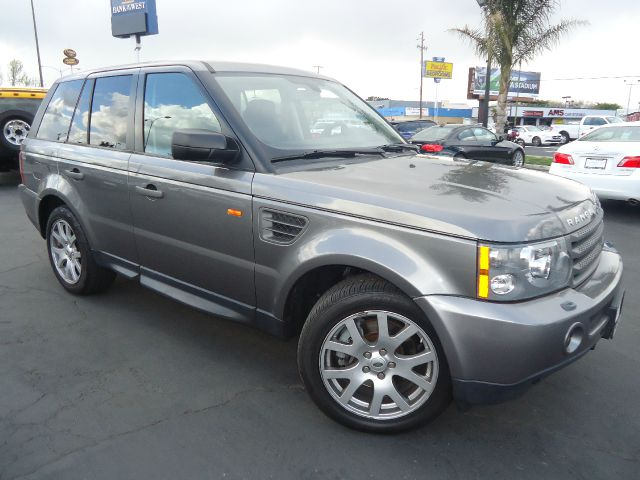 2008 LAND ROVER RANGE ROVER SPORT HSE 4X4 SUV gray luxury  2008 range rover sport come with nav