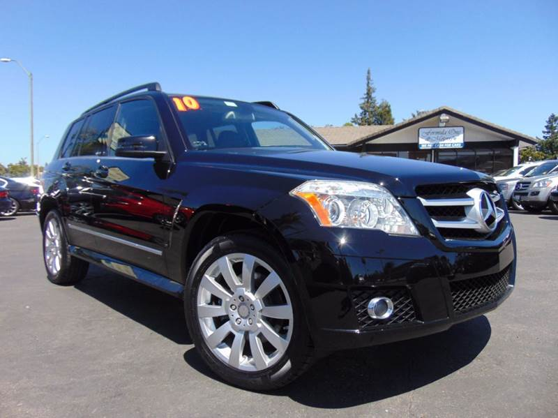 2010 MERCEDES-BENZ GLK GLK 350 4DR SUV black 2-stage unlocking doors abs - 4-wheel active head