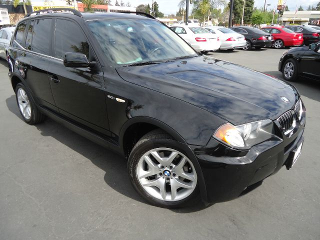 2006 BMW X3 30I black gfour-wheel abs g36401 axle ratio gbrake assist system gcornering