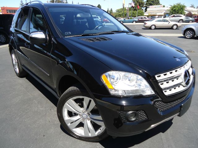 2010 MERCEDES-BENZ M-CLASS ML350 black one owner clean car fax california carunder factory warran