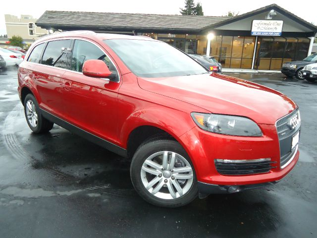2008 AUDI Q7 36 PREMIUM QUATTRO AWD 4DR SUV burgundy new in our inventory  california car with