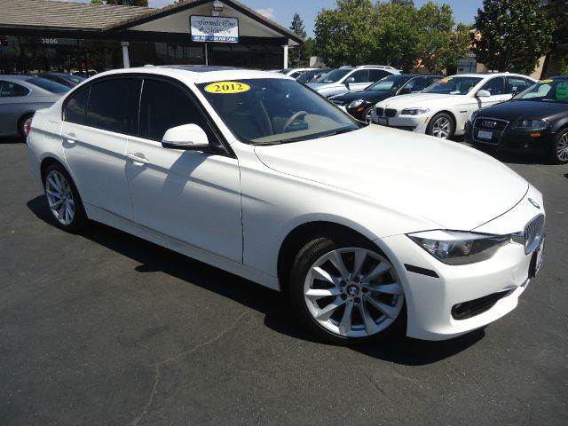 2012 BMW 3 SERIES 328I 4DR SEDAN SA white 1 owner clean carfax  navigation systemfactory