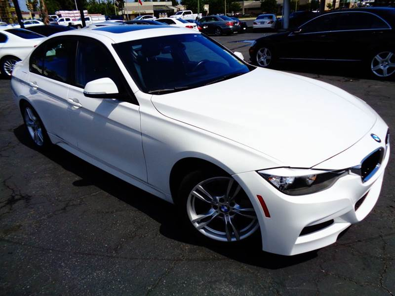 2013 BMW 3 SERIES 328I 4DR SEDAN SULEV white rare 1 owner clean carfax m-sport package