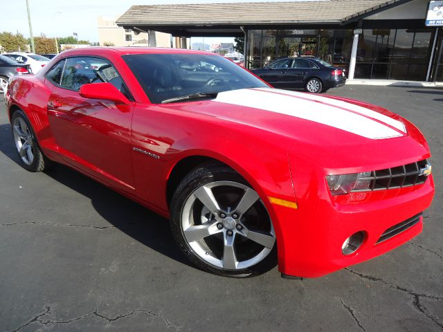 2011 CHEVROLET CAMARO LT 2DR COUPE W2LT red one owner california vehicle chevrolet lt this 2