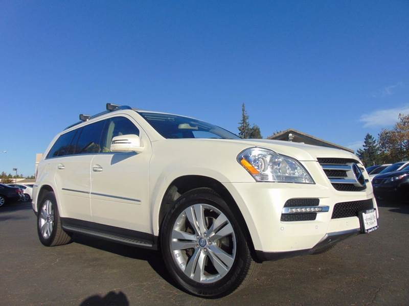 2012 MERCEDES-BENZ GL-CLASS GL 450 4MATIC AWD 4DR SUV white 2-stage unlocking doors 4wd type - f