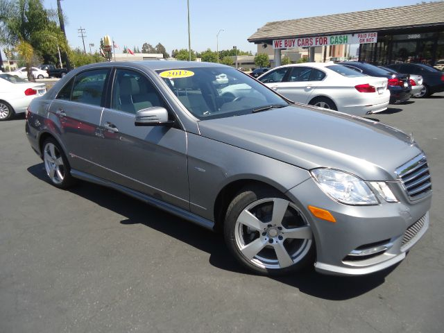 2012 MERCEDES-BENZ E-CLASS E350 SPORT 4DR SEDAN gray fully loaded navigation systemback-up
