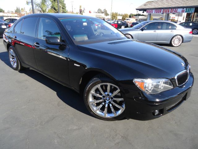2008 BMW 7 SERIES 750LI black abs brakesair conditioningalloy wheelsamfm radioanti-brake syst