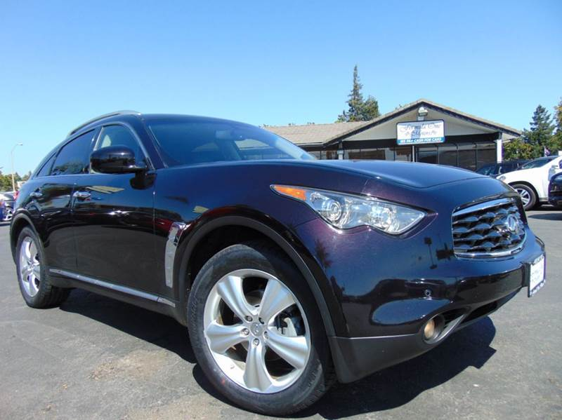 2011 INFINITI FX35 AWD 4DR SUV midnight mocha 2-stage unlocking doors 4wd type - on demand abs -