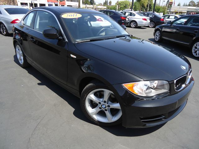 2011 BMW 1 SERIES 128I black sapphire metallic moon roof package -   sliding glass moonroof premiu