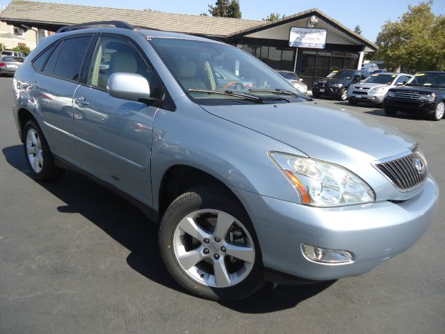 2005 LEXUS RX 330 BASE FWD 4DR SUV blue a luxurious suv that effectively combines sport utility