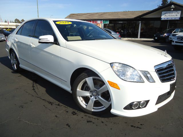 2010 MERCEDES-BENZ E-CLASS E350 SEDAN arctic white one owner clean car fax california unitlow mi