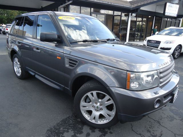 2006 LAND ROVER RANGE ROVER SPORT HSE 4DR SUV 4WD charcoal gray well maintained low mileage califo