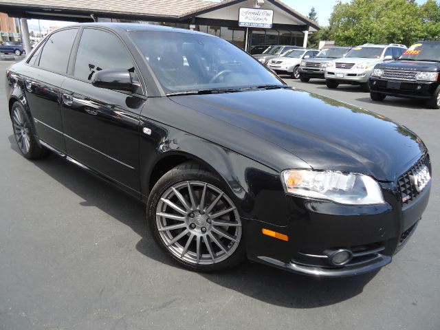 2008 AUDI A4 32 QUATTRO AWD 4DR SEDAN 31L black one of a kind  32l quattro ready for road