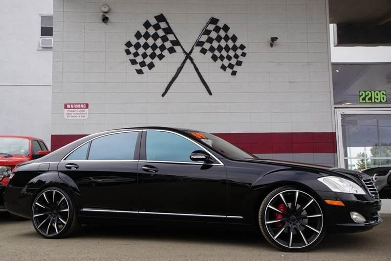 2009 MERCEDES-BENZ S-CLASS S 550 4DR SEDAN black 2-stage unlocking doors abs - 4-wheel active h
