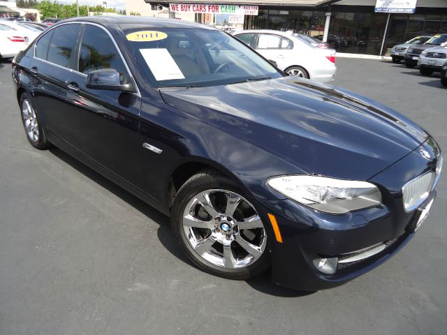 2011 BMW 5 SERIES 550I 4DR SEDAN imperial blue metallic cpo car comes with 6 years 100000 miles wa