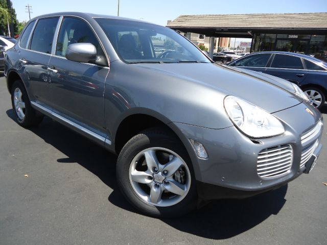 2006 PORSCHE CAYENNE S AWD 4DR SUV gray this is a one owner california car well maintained with a