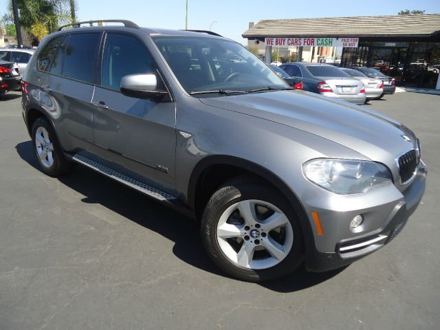 2007 BMW X5 30SI AWD 4DR SUV gray loaded panoramic moon roofnavigation 3rd row seat