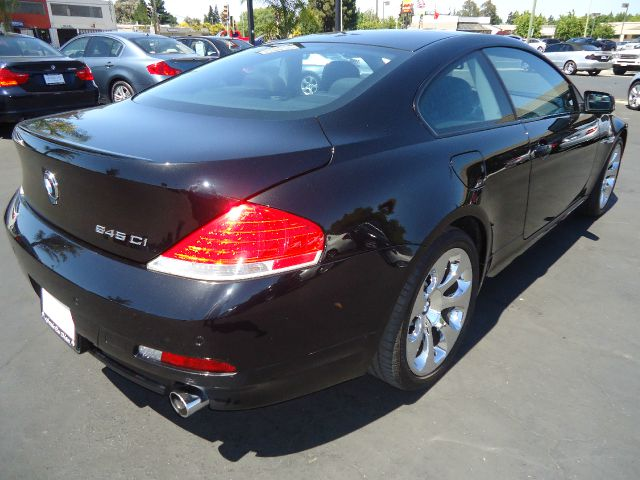 2004 BMW 6 SERIES 645CI COUPE