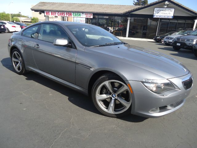 2009 BMW 6 SERIES 650I 2DR COUPE silver fully loaded 650 serieslow miles equipped with sport