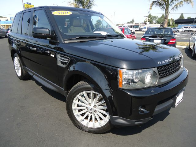 2010 LAND ROVER RANGE ROVER SPORT HSE santorini black one owner clean carfax this black beuty is