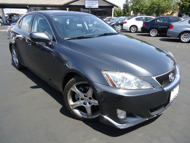 2007 LEXUS IS 250 IS 250 6-SPEED SEQUENTIAL obsidian super clean lexusclalifornia car with a det