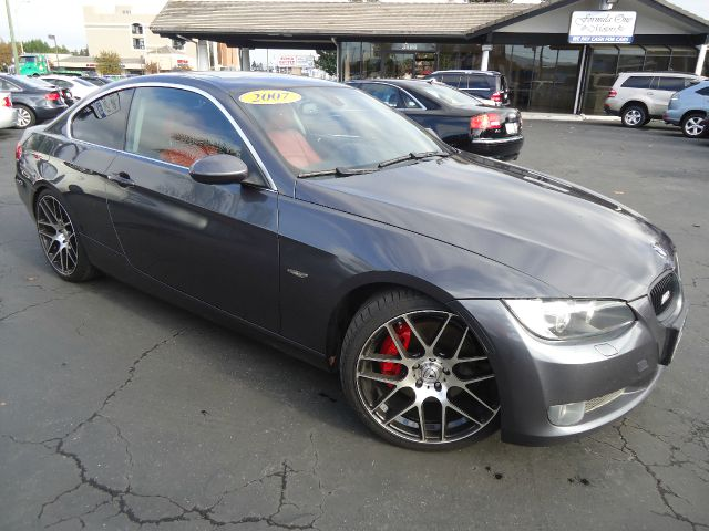 2007 BMW 3 SERIES 335I 2DR COUPE gray fully laoded navigation  m-package  sport package