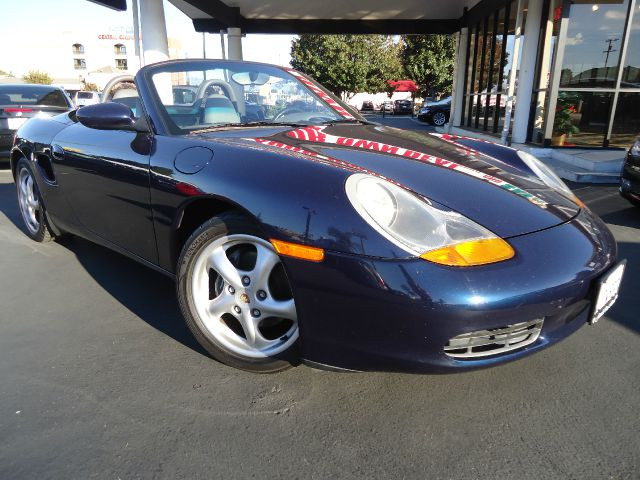 2000 PORSCHE BOXSTER BASE ocean blue metallic one owner clean car fax local car in great condition