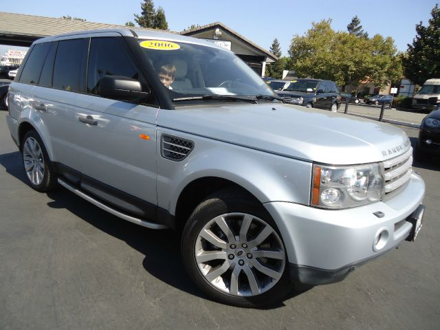 2006 LAND ROVER RANGE ROVER SPORT SUPERCHARGED 4DR SUV 4WD metallic blue luxury and performance co