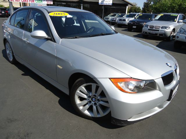 2008 BMW 3 SERIES 328I titanium silver metallic sport package premium package -cold weather packag