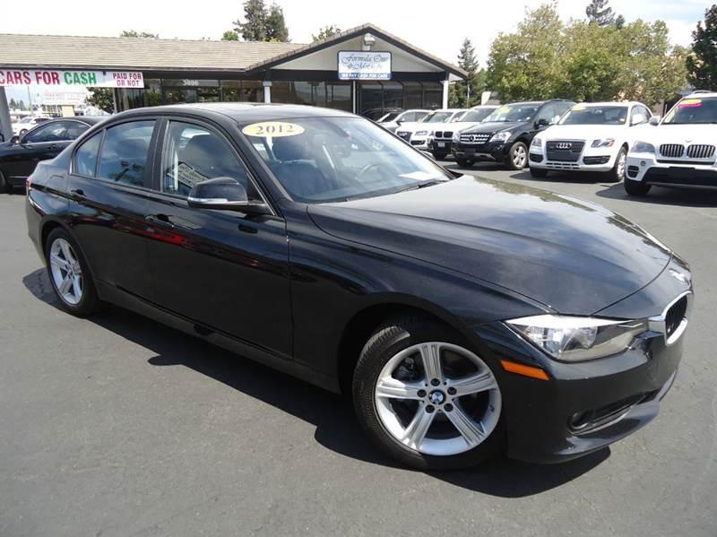 2012 BMW 3 SERIES 328I 4DR SEDAN SULEV black 1 owner  premium packagecomes with the remain