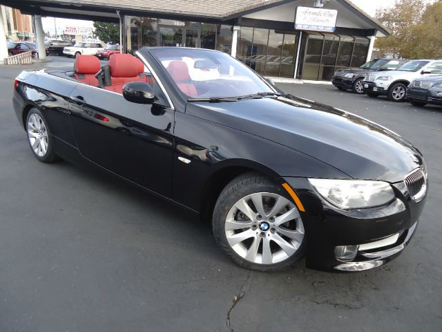 2011 BMW 3 SERIES 328I 2DR CONVERTIBLE SULEV black 1 owner california car comes with the remainde