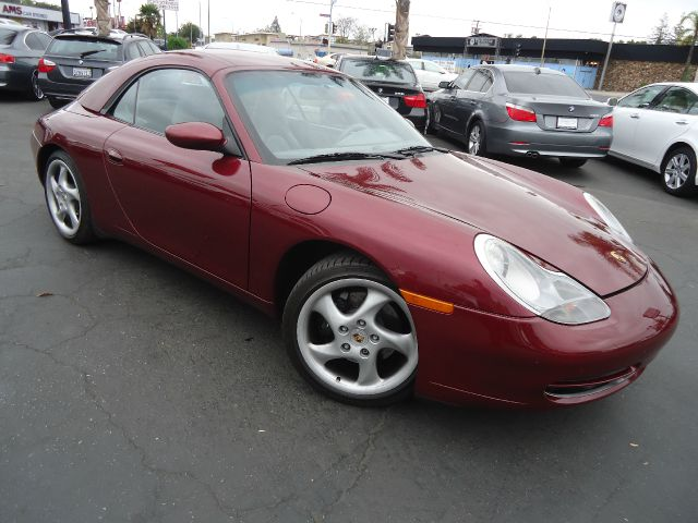1999 PORSCHE 911 CARRERA 2DR CONVERTIBLE marron well cared for garage queen porsche carrera 911